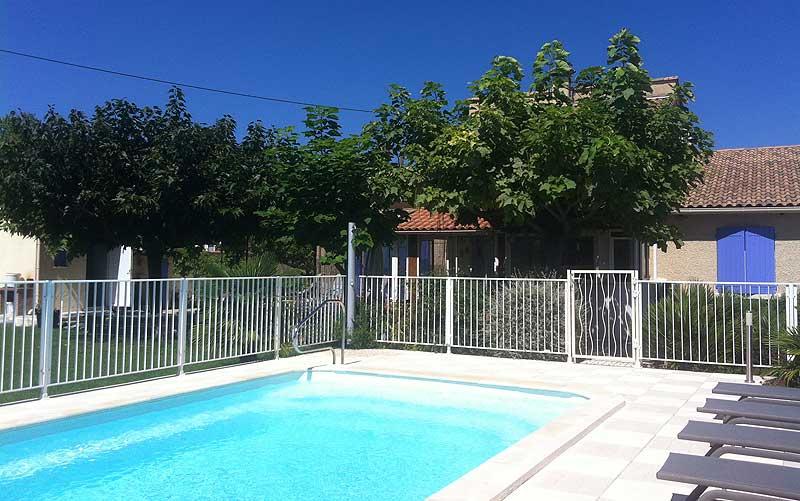 La farigoule chambres d 39 h tes pr s d 39 avignon - Chambre d hotes avignon piscine ...